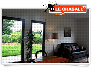 Gites France Alsace - Le Chagall (2 - 4 pers)